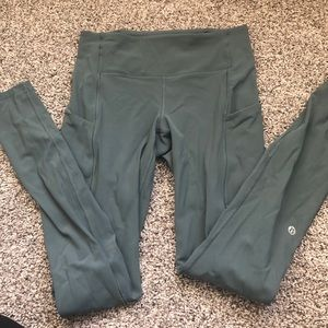 Lululemon All the Right Places leggings size 4